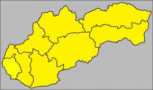 Rutas de Eslovaquia