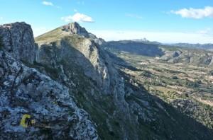 Excursión por la Vall de Gallinera