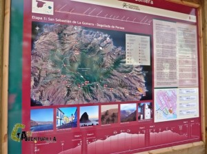 Senderismo en La Gomera