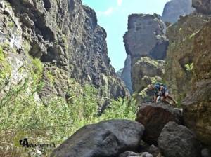 Trekking Masca