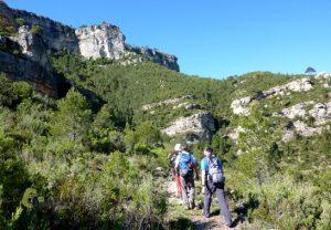 rutas por Cortes de Pallás