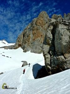 excursión en Picos de Europa
