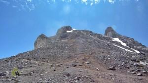 Ascensión a la Torre de Horcados Rojos