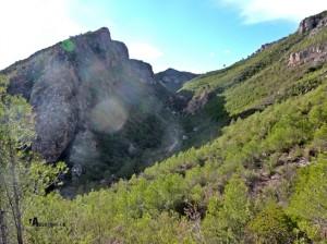 barrancos de Chulilla