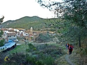 Senderismo en Torralba del Pinar