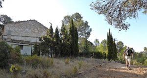 senderismo en la Hoya de Buñol