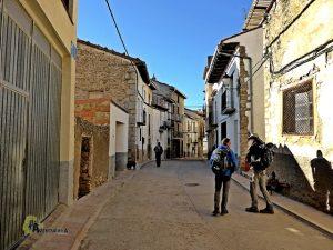 calles de Portell de Morella