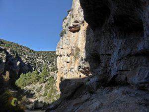 Dentro de la Roca del Corb