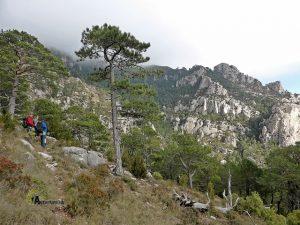 Hacia Roca Contadora
