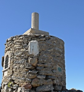 cima del Penyagolosa