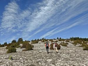 Subida al Cerro de los Siete Lugares