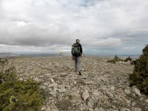En el Cerro de los Siete Lugares