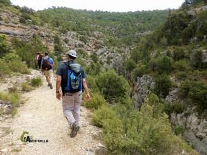 rutas por la sierra de Albarracín