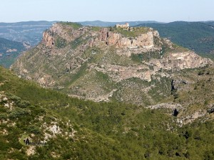 castillo de Chirel