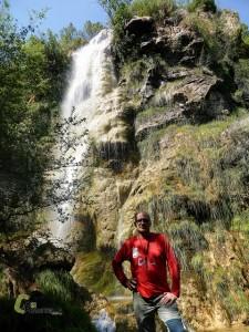 La cascada del Arquero