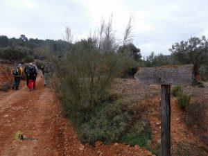 Camino Las Quebrás
