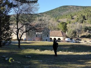 Santuario de Sant Joan de Penyagolosa