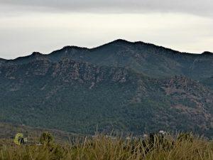 Vistas del Gorgo desde La Solana