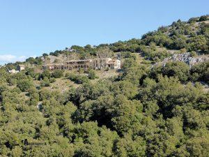 Vistas hacia el Balneario l'Avellá