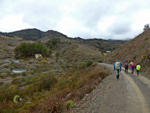 senderismo en Montsant