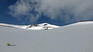 Circo del Cornón con nieve