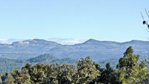 Vistas de Sierra de Gudar