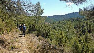 senderismo en Castellon