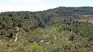 Entorno del río Mijares