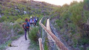sendero del nacimiento del río Castril