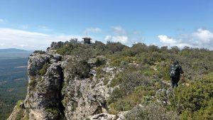 En el Cerro de Palomeras