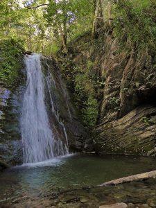 Cascada de Pimpanón. Foto : Gruñón Senderoxtrem