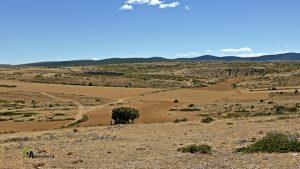 Páramos de la sierra de Albarracín