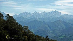 Vistas de Picos de Europa