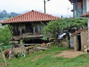 Valle, aldea de Asturias