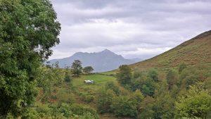 Paisaje del Camino Natural asturiano